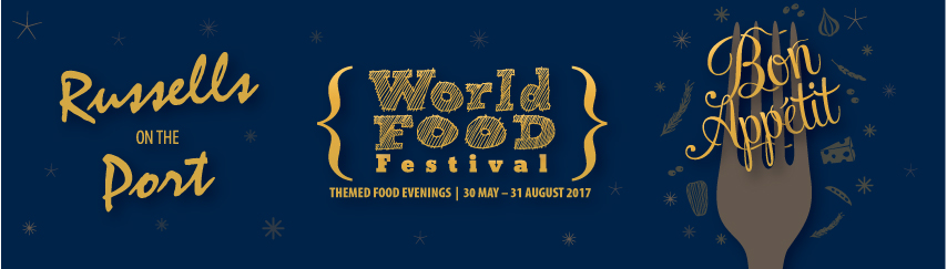 World Food Festival  |  30 May – 31 August 2017