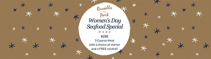 Women's Day | Seafood Menu | 9 August 2017