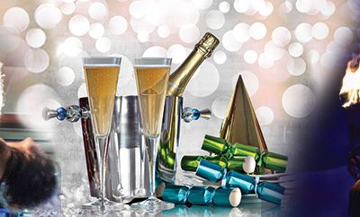 Ring in the New Year with Russells on the Port