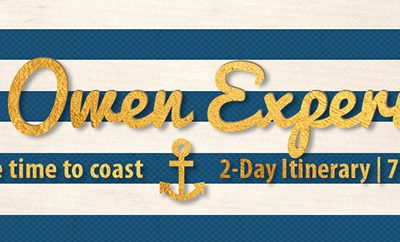 Port Owen Experience  | Take the Time to Coast | 2-day Itinerary